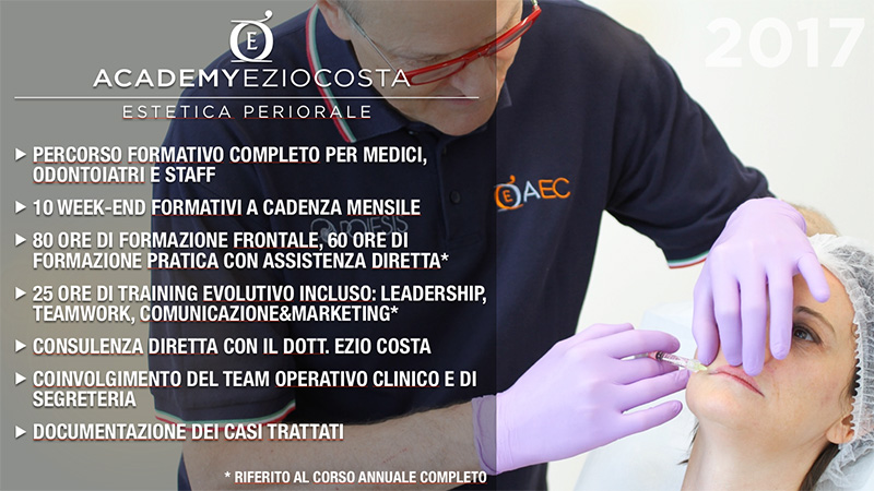 ACADEMY EZIO COSTA DETTAGLI