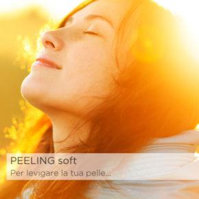 PEELING SOFT Per levigare la pelle…