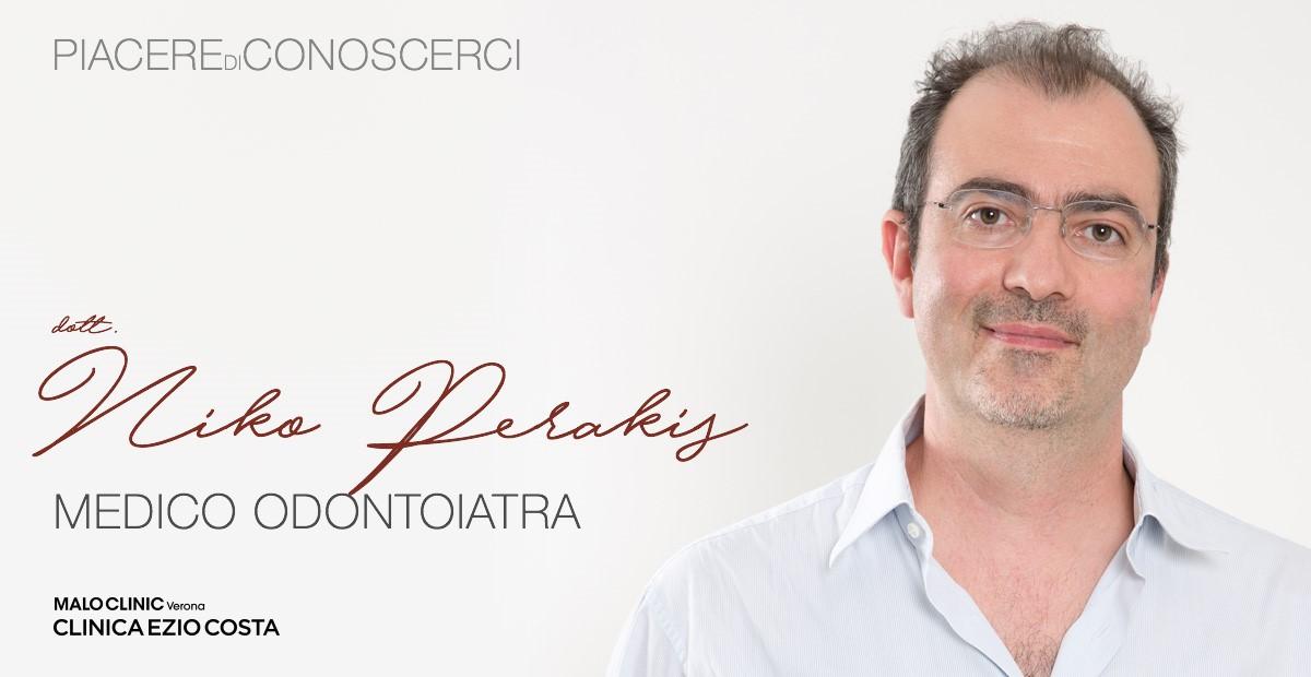 Piacere di conoscerci! Niko Perakis, Protesi Estetica