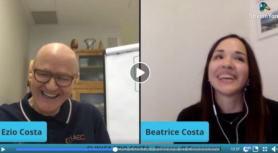 Piacere di conoscerci… con Beatrice Costa