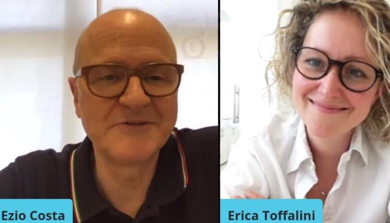 Piacere di conoscerci… con Erica Toffalini