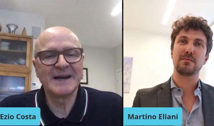 Piacere di conoscerci… con Martino Eliani